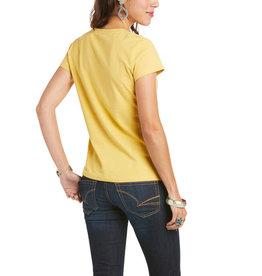 Ariat T-Shirt Ariat Real Sundown Local Honey