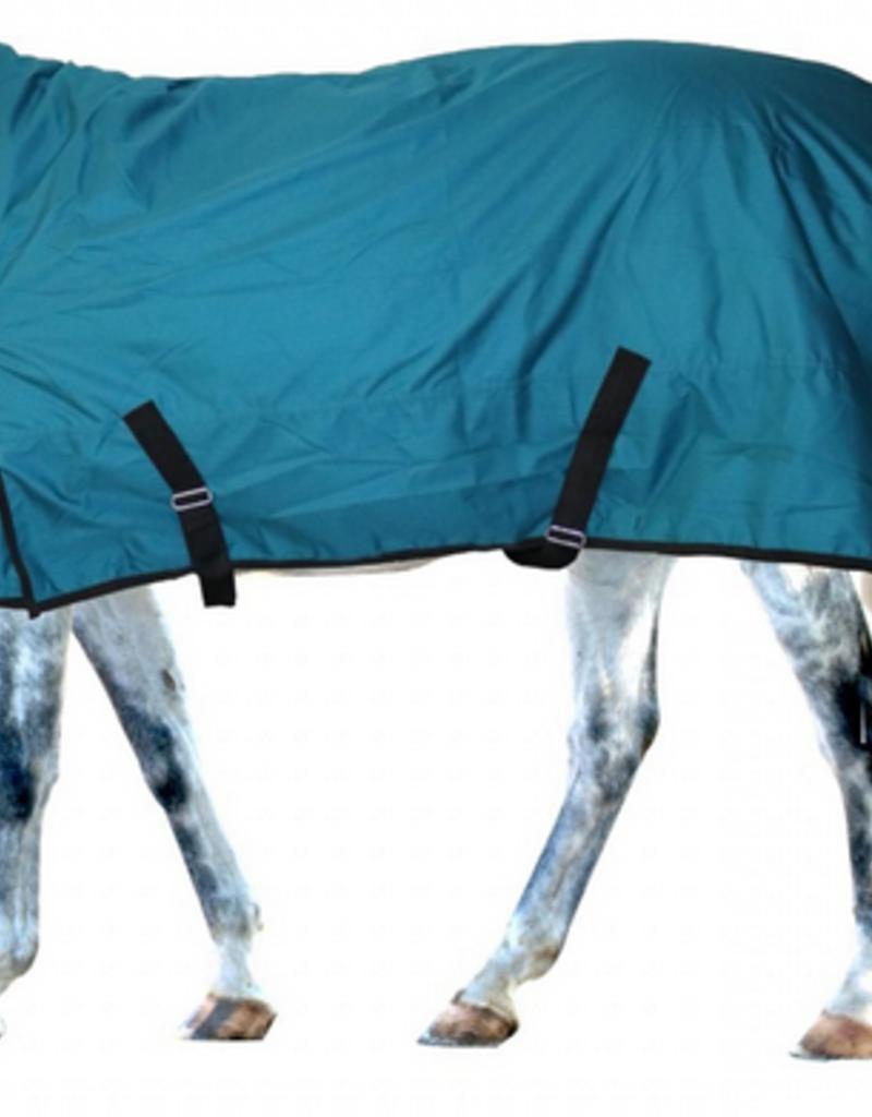 Cavalier Couverture d'hiver 600D 330Gram turquoise