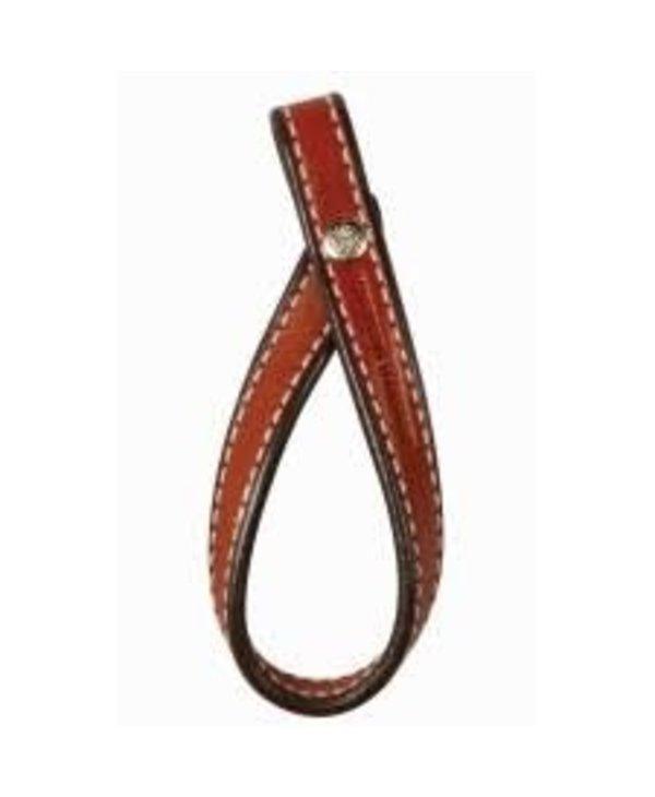 Tie Down keeper chestnut