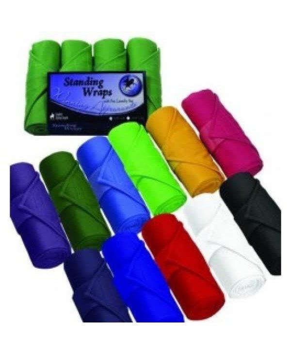 Bandages de repos vert foret