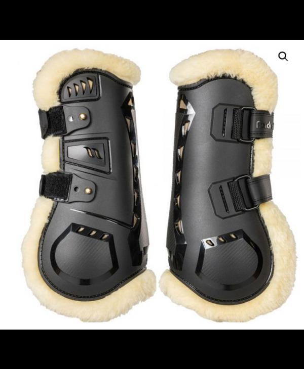Back On Track - Airflow  Fur Tendon Boot-Medium