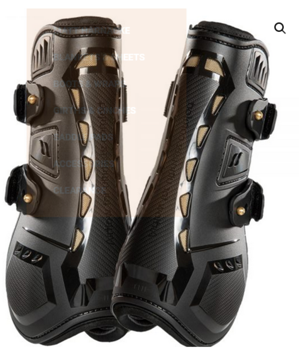 Back On Track - Airflow Tendon Boots-Large