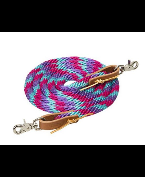 Reine en corde 3 couleurs
