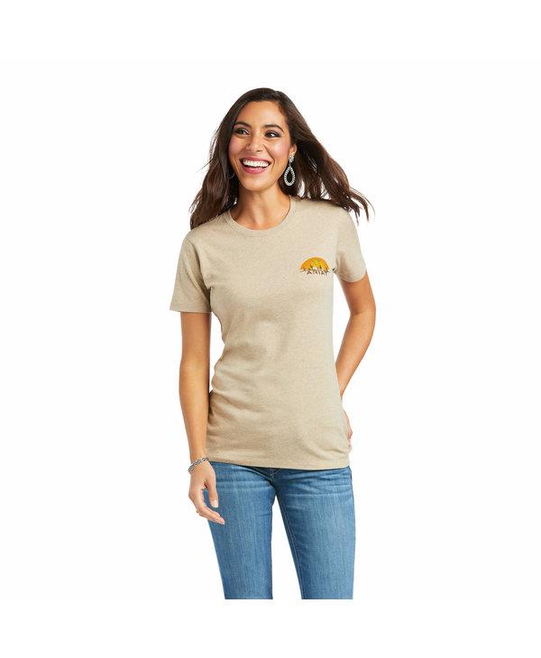 Ariat Rising Sun Steer T-Shirt