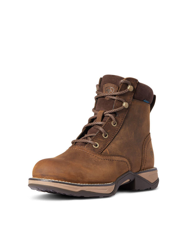 Anthem Round Toe Lacer Waterproof Boot