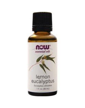 NOW Lemon Eucalyptus Oil 1 fl oz