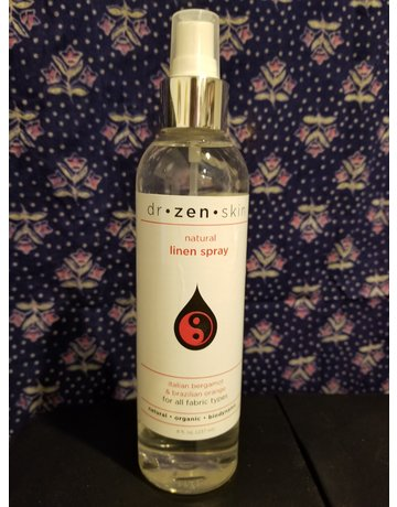 Dr Zen Linen Spray Dr Zen Bergamot Orange 8 fl oz
