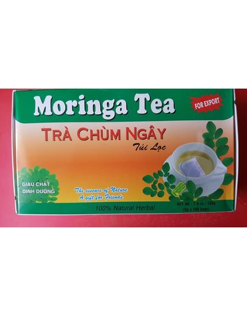 Thong Hong Moringa leaves 100 Tea bags