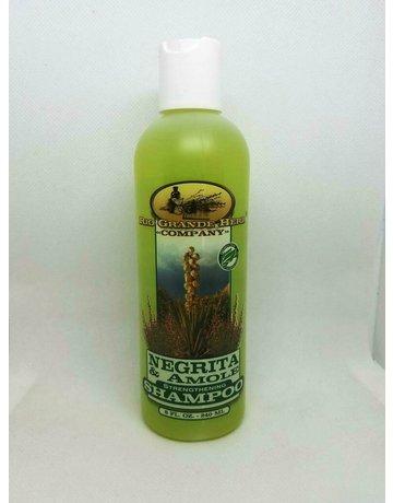 Rio Grande Herb Negrita and Amole Shampoo 8 oz