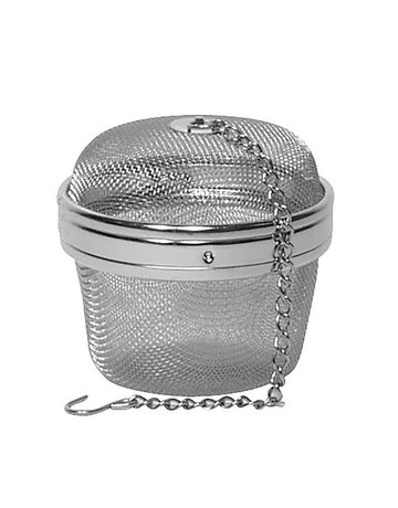 Large Mesh Tea Infuser 3 inches by Greener Things
