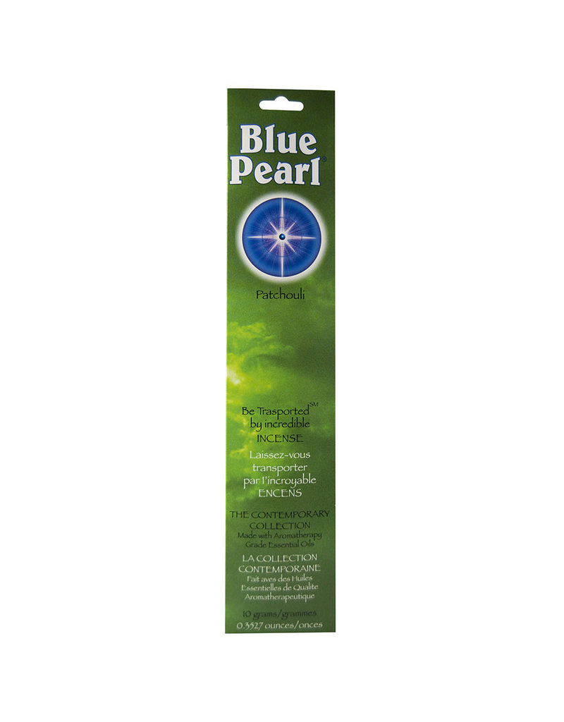 Blue Pearl Blue Pearl Patchouli Incense 10 grams