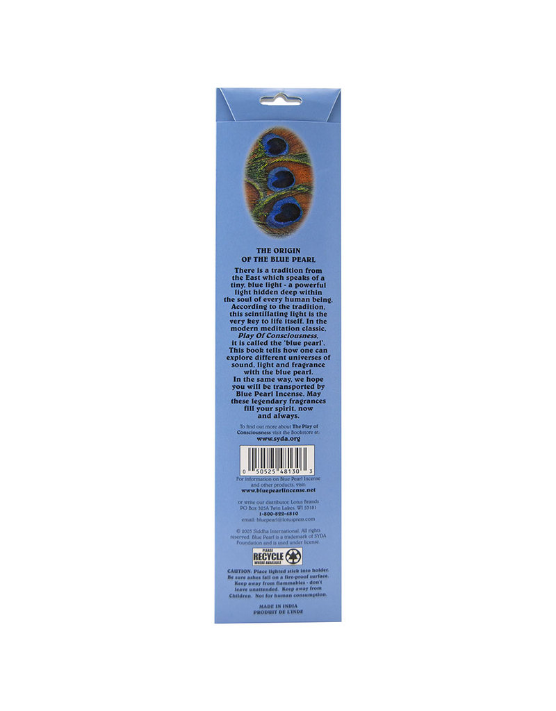 Blue Pearl Blue Pearl Classic Champa Incense 20 grams