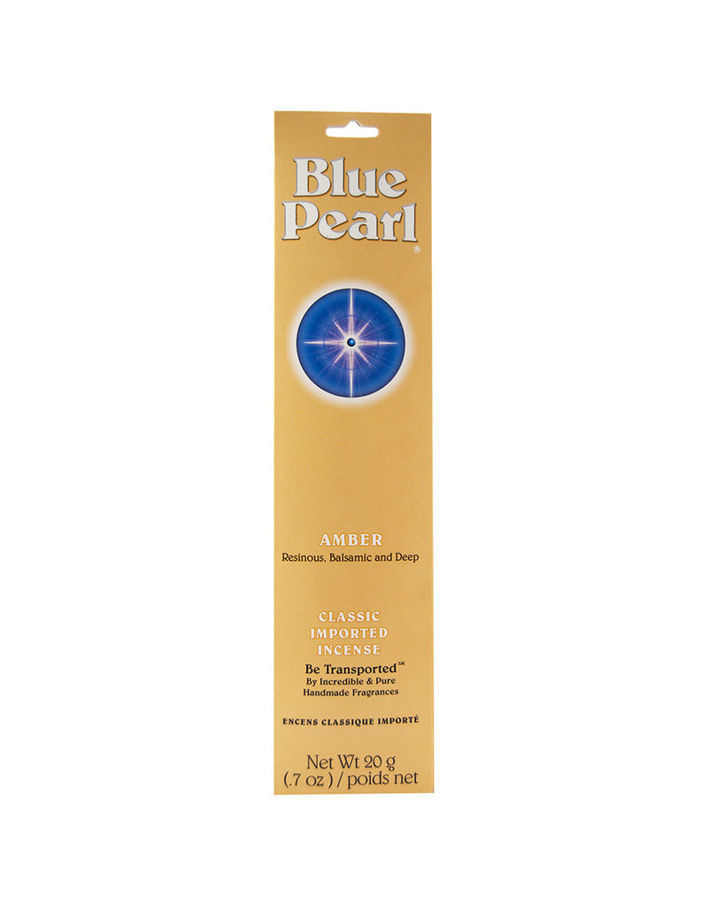 Blue Pearl Blue Pearl Amber Incense 20 grams