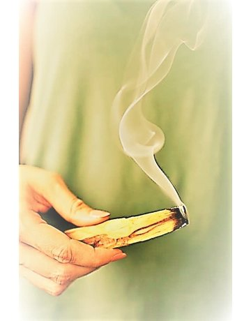 Kheops Palo Santo small 2 inches Holy Wood