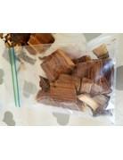 Palo Azul Kidney wood   1  lb