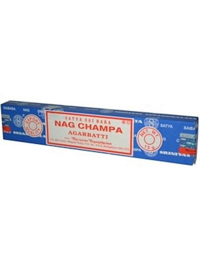 Satya Sai Baba Satya Sai Baba Nag Champa sticks 15 gm