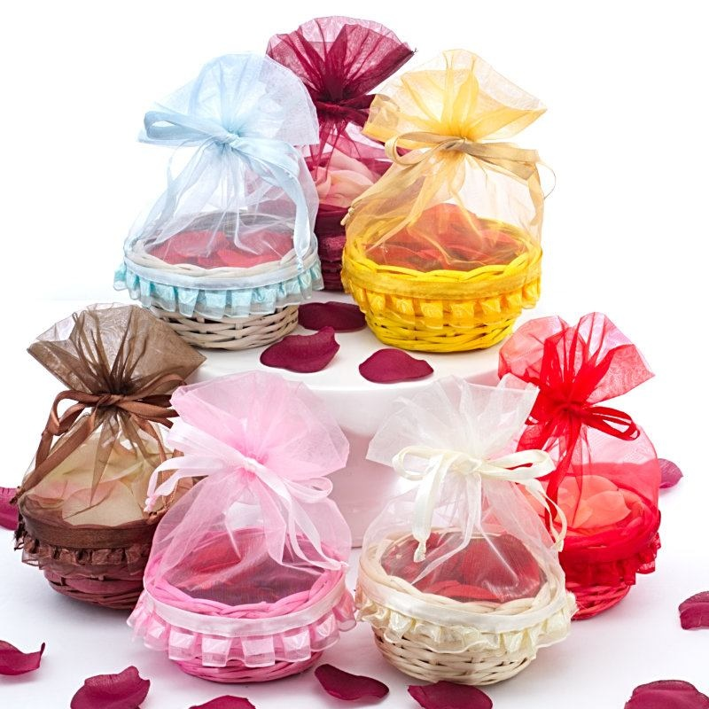 GIFT BASKET OPTIONS