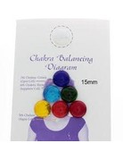 Tachyonized Chakra Balancing Kit - 24mm - Encourages a Deeper Meditation