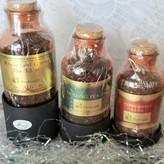 Healingifts Gift Baskets Conjunto de regalo de té verde, Oolong y menta