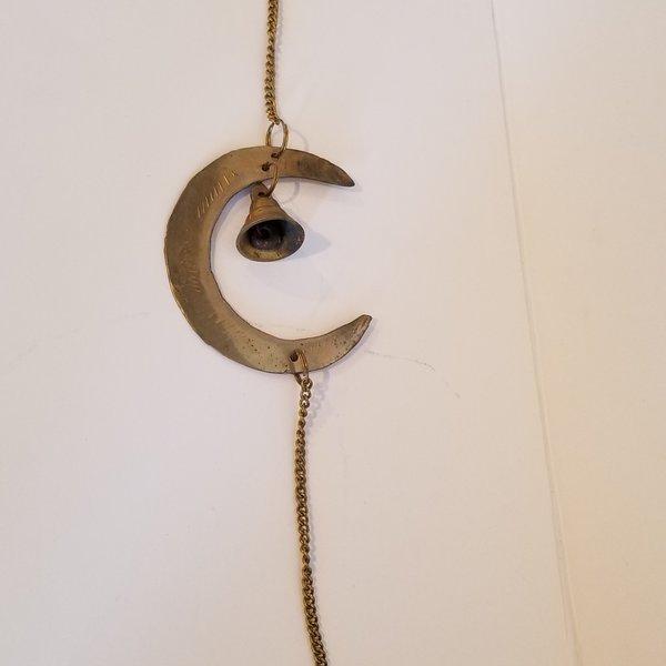 Hanging Bronze Half Moon