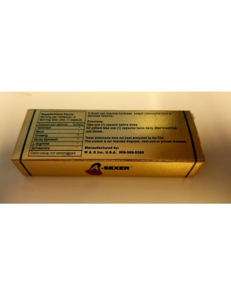 A-Sexer 5 capsules
