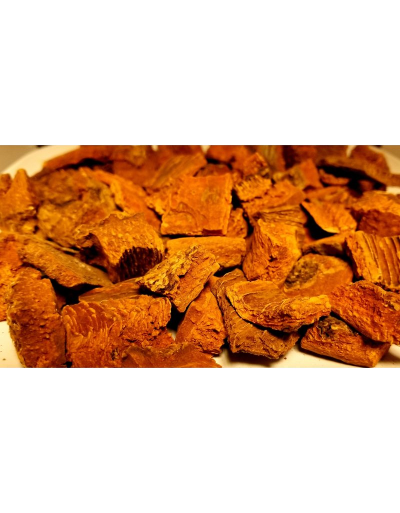 Cinchona or Quina Roja  Peruvian Bark chunks  1 oz