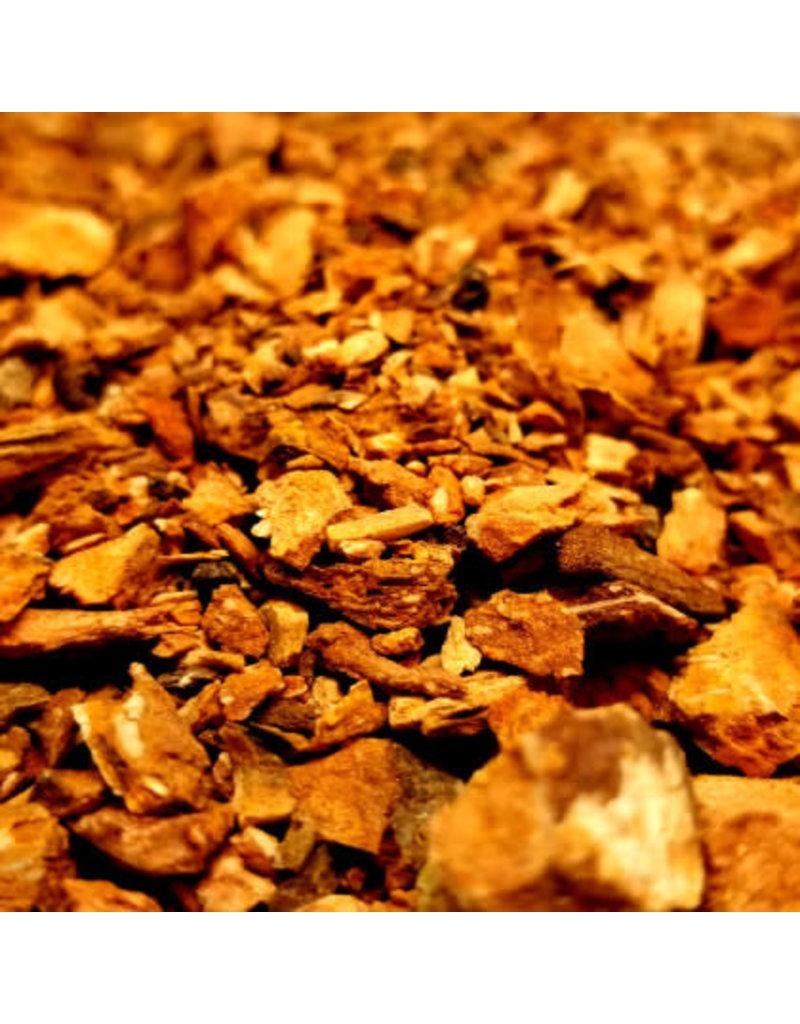 Cinchona Bark Quina Roja  Peruvian Bark  Chipped Cut  1 lb