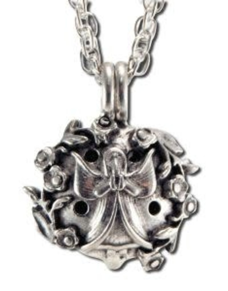 Natures Alchemy Diffuser Pendant Necklaces Angel