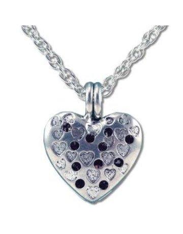 Diffuser Pendant Necklaces Heart