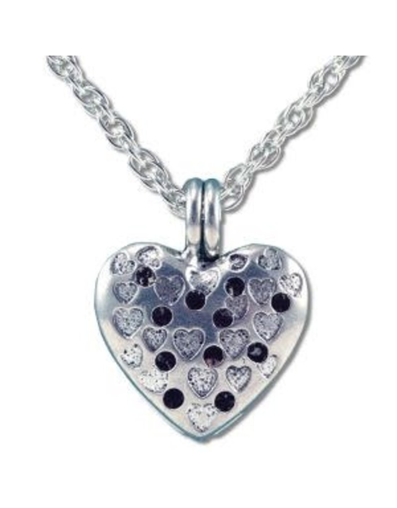 Diffuser Pendant Necklaces Heart