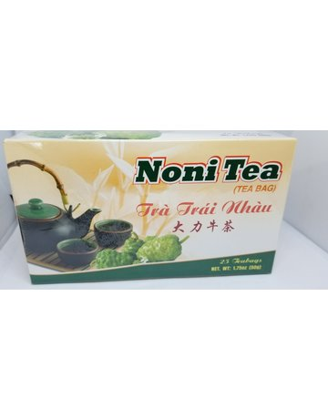 Dai Cheong Trading Noni or Morinda Citrifolia Tea 25 tea bags per box