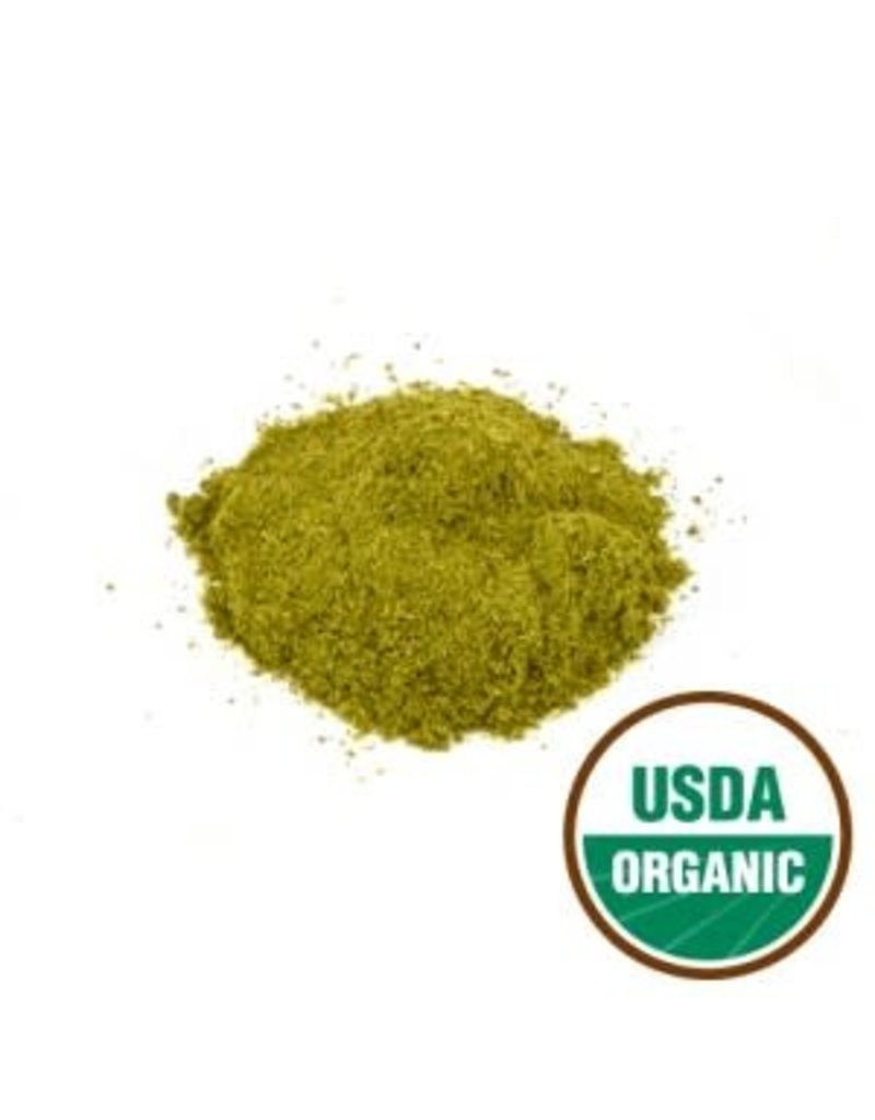 Moringa Leaf Powder Organic 8 oz