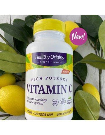 Vitamin C 1000 mg 120 vcaps