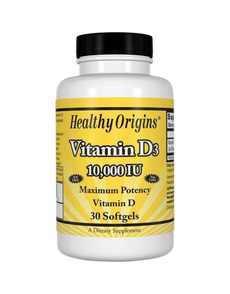 Vitamin D3 10,000 IU  30 sfg