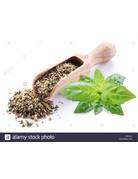 Basil or Albahacar cut sifted 1 lb