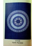 Copy of Cotton Single Tapestry Om Tye-Dye