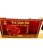 Thong Hong Reishi  Ganoderma or Lingzhi 100 tea bags per box