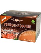 Reishi coffee 4 in 1  ten sachets in box