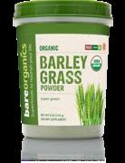 Bare Organics Barley Grass Powder Organic 6 oz