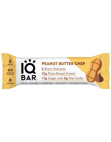 IQBAR IQ Bar Peanut Butter Chip 1.6 oz