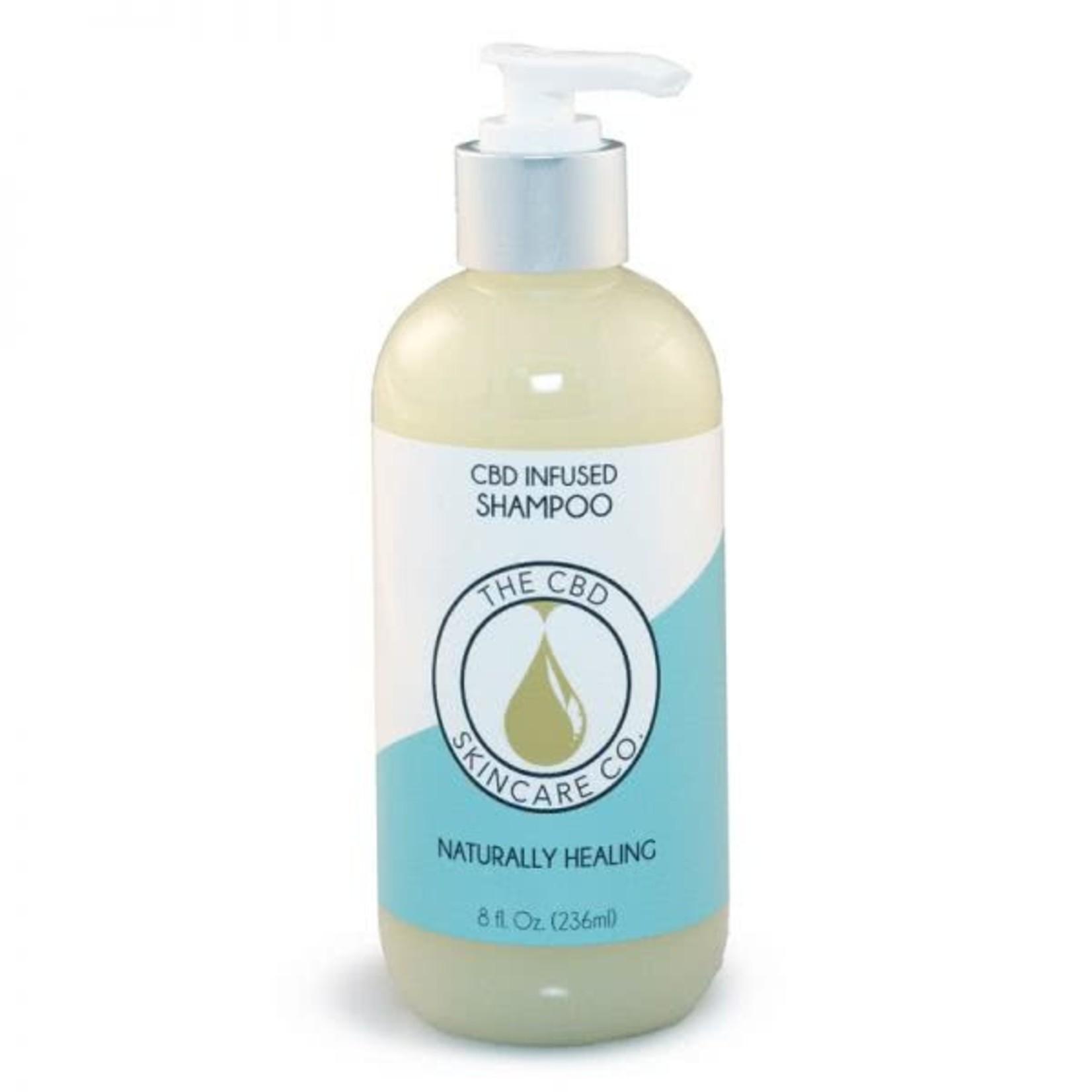 CBD Skincare Company CBD Skincare Infused Shampoo