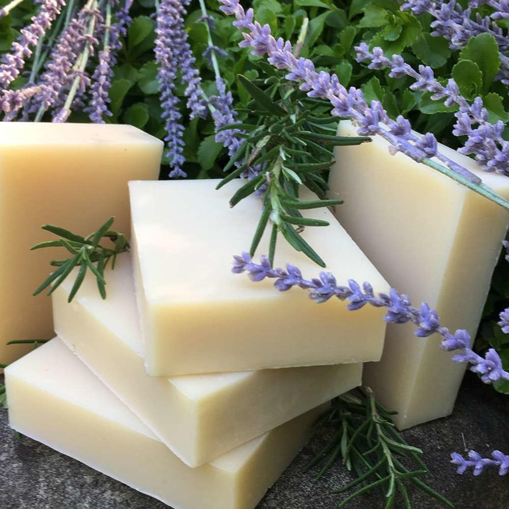 Chagrin Valley Soap and Salve Rosemary Lavender Shampoo Bar 5.8oz