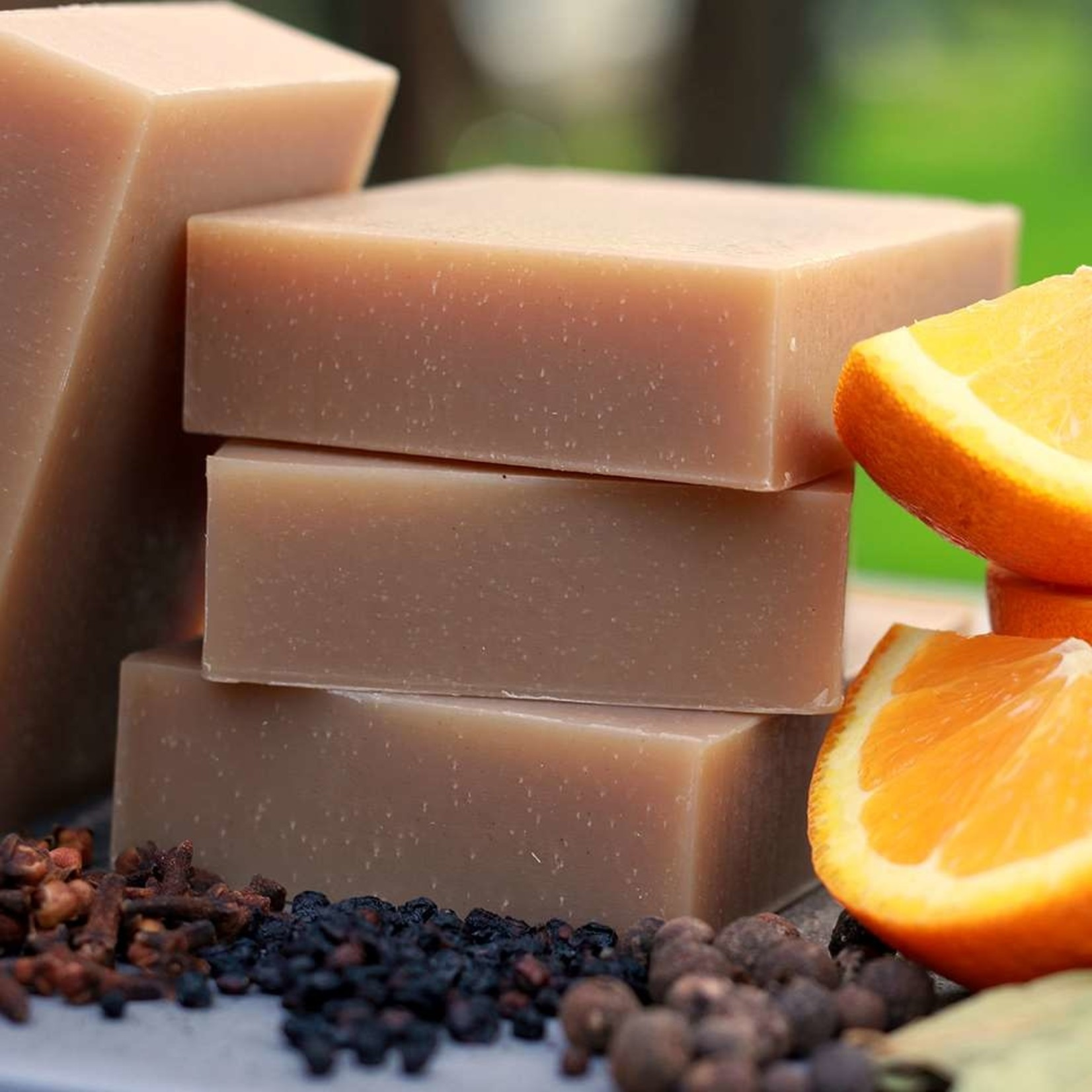 Chagrin Valley Soap and Salve Men's Bay Rum 5.6oz Soap Bar