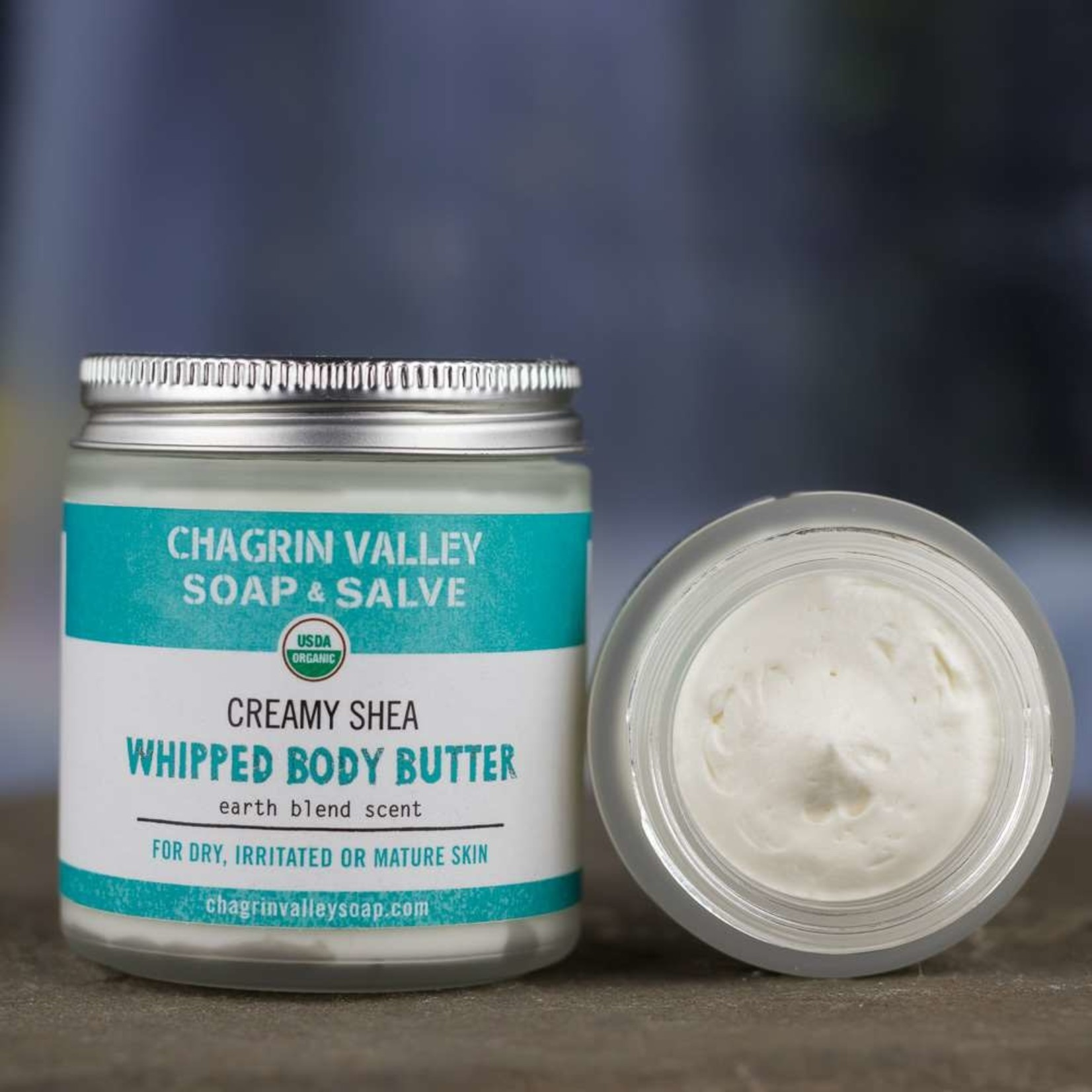 Chagrin Valley Soap and Salve Earth Blend Whipped Shea Butter