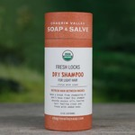Chagrin Valley Soap and Salve Organic Citrus Mint Dry Shampoo for Light Hair