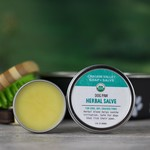 Chagrin Valley Soap and Salve Dog Paw Herbal Salve 2oz Tin