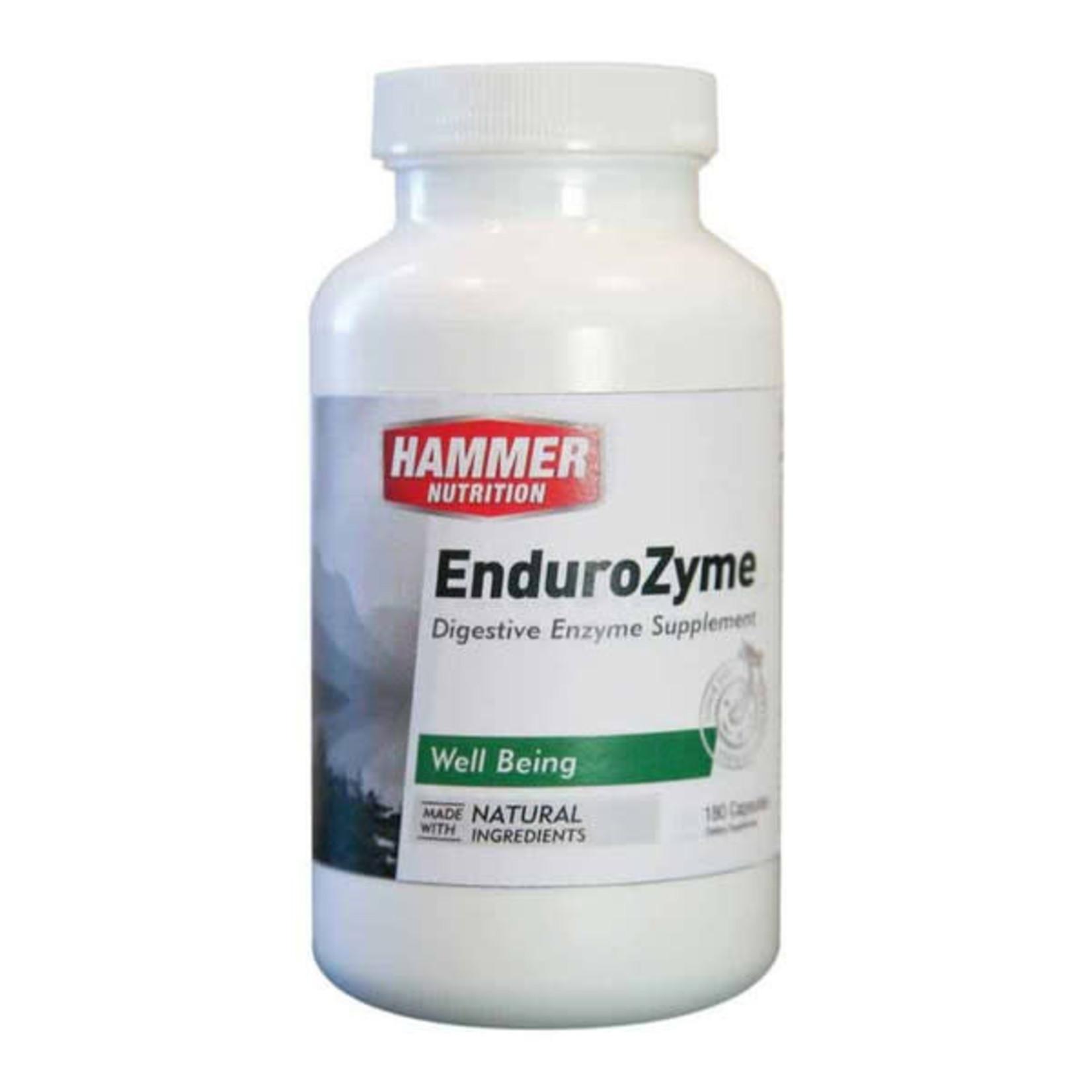 Hammer Nutrition Hammer EnduroZyme 180ct capsules
