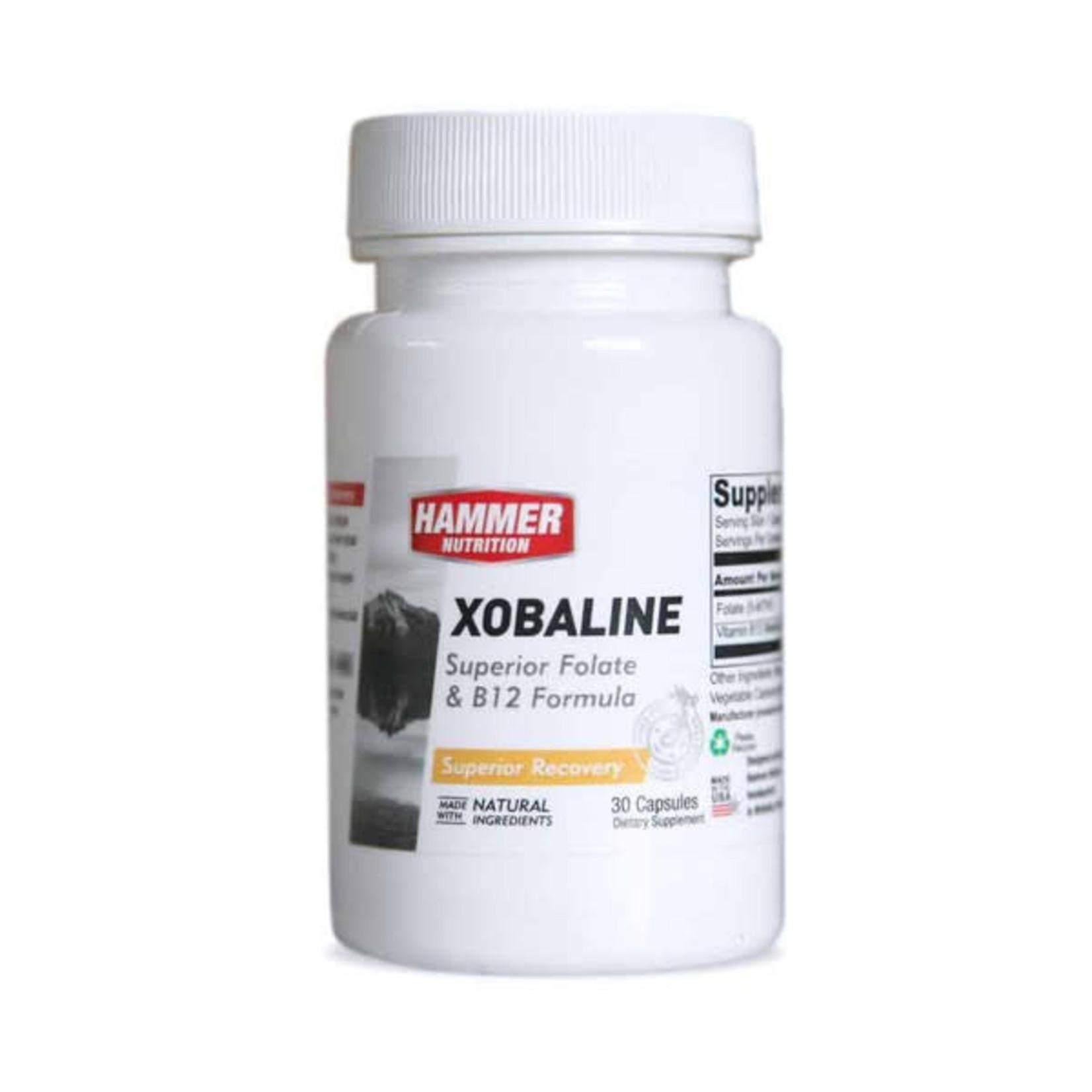 Hammer Nutrition Hammer Xobaline 30 capsules