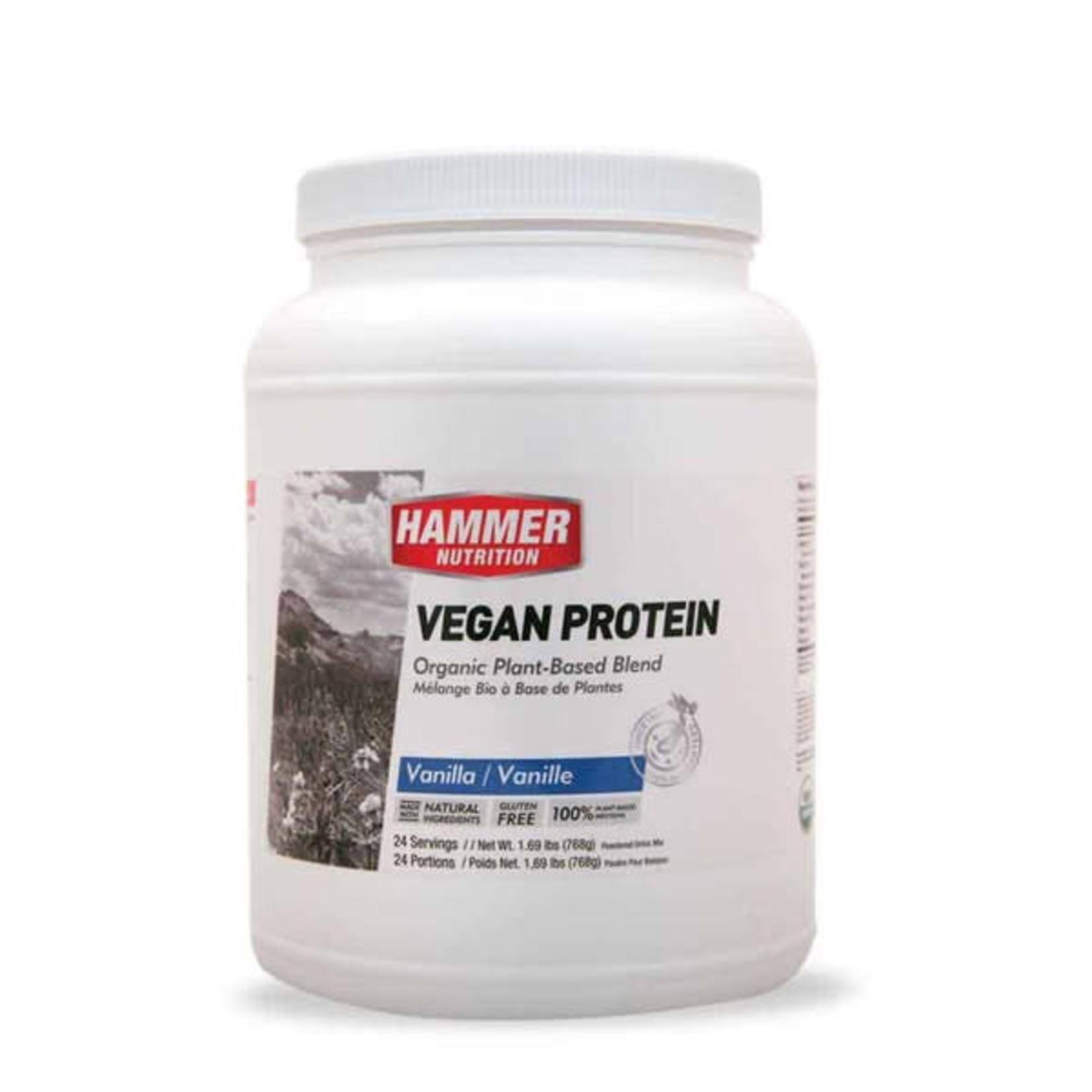 Hammer Nutrition Hammer Vegan Protein Powder 24 servings