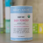 Chagrin Valley Soap and Salve Baby Me Baby Powder 2oz